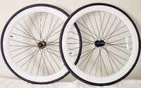 Set de roues pour fixie,fix gear,single speed neuf