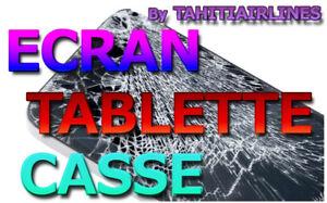 Reparation Vitre Tablette Samsung iPad / iPad Mini $59 w