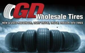 NEW &USED PASSENGER,LIGHT TRUCK,TRUCK ,TRALIER,ATV TIRES