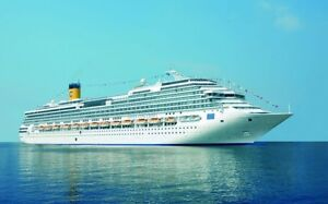 Cruise for 2 person from one of 3 port :Miami, Florida, Califor.