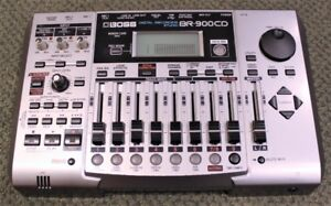 BOSS DR-900CD DIGITAL RECORDER