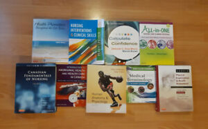 Cambrian College First Year RPN books