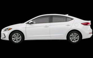 2017 Hyundai Elantra L 6 Speed Manual