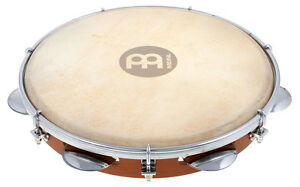 Meinl PA10CN-M Hand Drum (1 only)