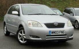 image for 2003 Toyota Corolla T SPIRIT VVT-I 5-Door Hatchback Petrol Manual