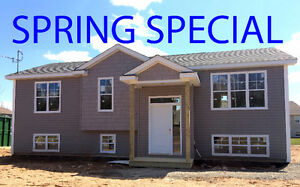 Spring Special $ 199 900.00  4 pcs Kitchen Appliances included