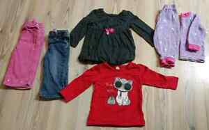 12-18m baby girl clothes