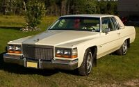 1981 Cadillac Coupe DeVille - 2 Door