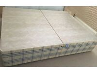 Sleepvendor Kingsize Bed Base Excellent Condition