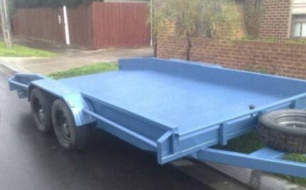16x6'6 & 14x6'6 Car Trailer ⁄ Carrier for HIRE Delivery available Greenvale Hume Area Preview