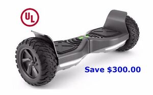 Best Birthday Gift:8.5'' Brand New Hummer Hoverboard-Save $300