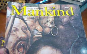 Mankind, The Magazine of Popular History 7 Issues Kitchener / Waterloo Kitchener Area image 3