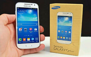 White Samsung Galaxy S4 Mini With 16 GB Memory! Unlocked!