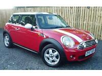 Mini Mini 1.6 ( 120bhp ) Cooper Viper Stripes Spot Lamps