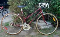 Vélosport 10 vitesses pour fille