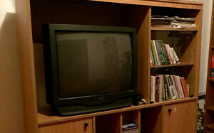 TV. JVC. Works. Good condition.