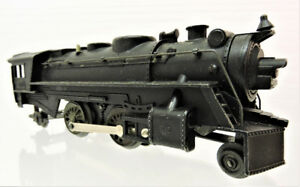 Vintage Marx O Gauge Steam Locomotive # 666