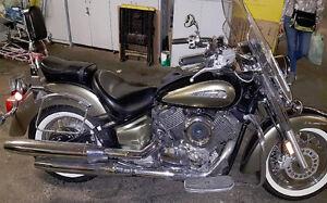 Yamaha V-Star 1100 Classic