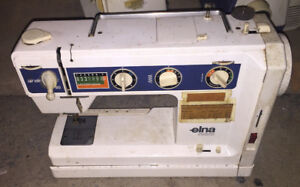 A lots of Sewing Machines check list $40