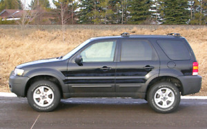 2007 Ford Escape XLT SUV CROSSOVER $2000