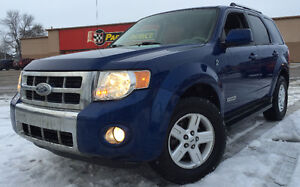 2008 Ford Escape HYBRID = LEATHER = PRICED TO SELL