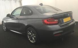 2016 GREY BMW M235i 3.0 T SPORT PETROL AUTO 2DR COUPE CAR FINANCE FR 79 PW