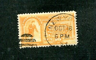 SCOTT E3 .10 SPECIAL DELIVERY STAMP CANCELLED 8554K