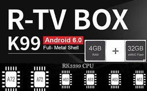 The FASTEST Android TV Box on the Chinese MARKET - the K99!