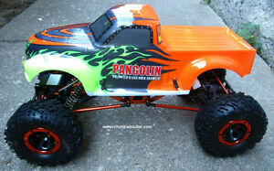 New RC Rock Crawler Truck Electric 2.4G 1/10 Scale 4WD City of Toronto Toronto (GTA) image 2