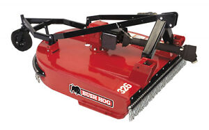 WANTED 4 FT BUSH HOG FOR A 25 HP TRACTOR