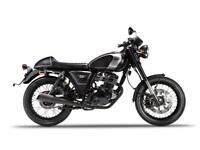 MASH MOTORCYCLES 125CC CAFE RACER EURO 4 EFI CBS