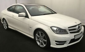 2011 MERCEDES C220 CDI AMG SPORT GOOD / BAD CREDIT CAR FINANCE AVAILABLE