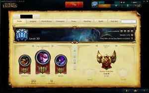 League of Legends Account - Gold 3 - Lots of Skins Kitchener / Waterloo Kitchener Area image 1