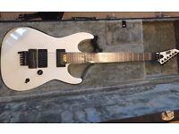 ESP Mii M2 guitar with Dimarzio pickups