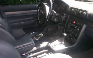 Audi A4 2001-03 parting out London Ontario image 2