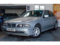 2000 BMW 5 SERIES 525I SE SALOON PETROL