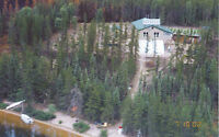 Remote Lake Front Home For Sale In The Canadian Wilderness