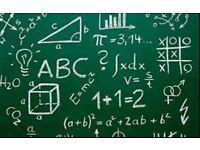 Maths and Physics GCSE & A Level Tutor