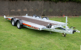 Car Transporter trailer wanted