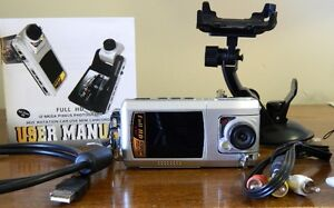 Dashboard Camcorder F900 LHD Kingston Kingston Area image 1