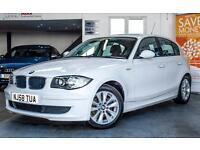 2008 BMW 1 SERIES 116I ES HATCHBACK PETROL