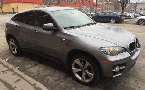 2011 BMW X6 35i SUV, Crossover