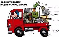 DELIVERY & MOVING Services as low as 35$ *(403)667-1558*