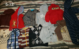 Boys 6m-12m bundle (80+pcs)