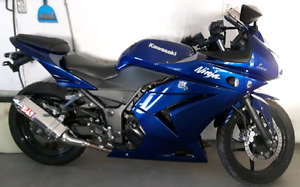 2011 250 Ninja- One Owner, Low Km.