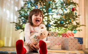 Christmas In-Home Photography | Professional Hi-Quality Stratford Kitchener Area image 2