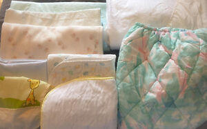 **VARIOUS BABY  BEDDING/CHANGING ITEMS FOR SALE**