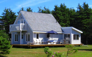 53 Riley Darnley 3 bedroom water view chalet style cottage PEI