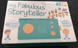 Fabulous storyteller