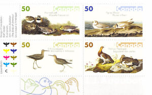 Canada Stamps - John James Audubon's The Birds of America 50c West Island Greater Montréal image 1